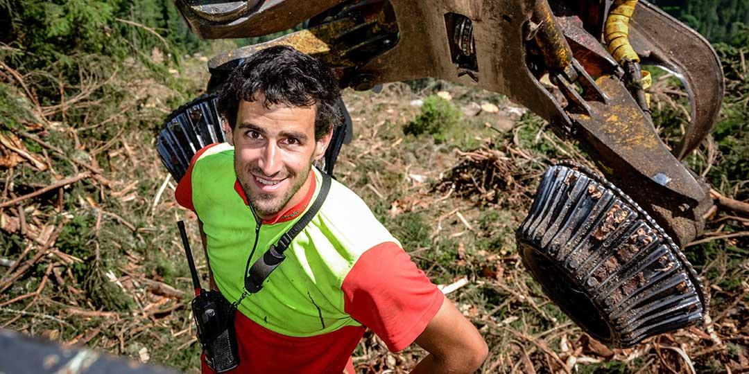Andreas Laubichler - Forstunternehmer Österreich
