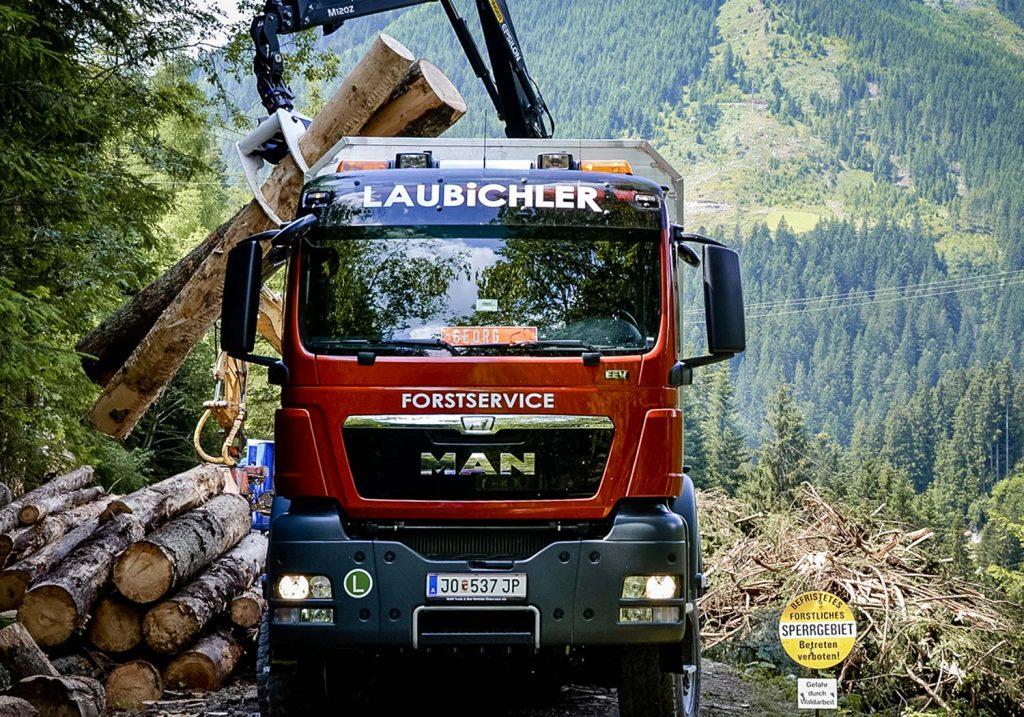 Holztransport & Holzhandel Österreich