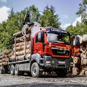 Holztransport & Holzhandel Laubichler Forstservice